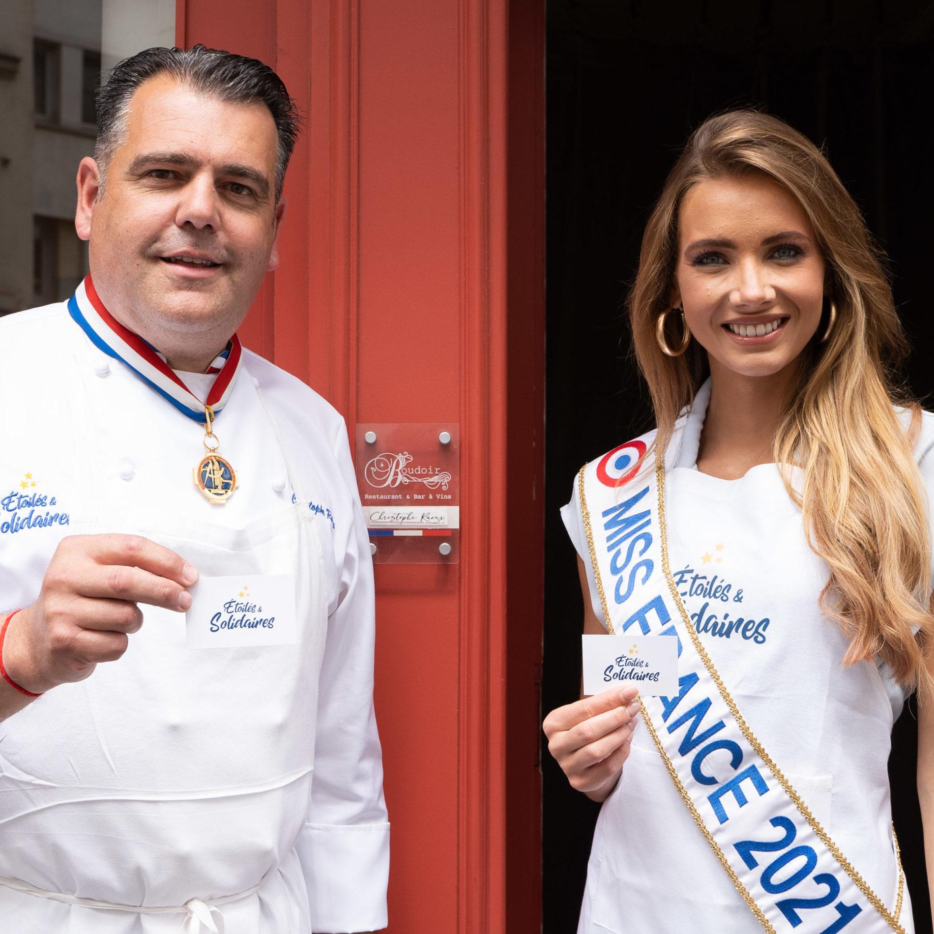 Amandine Petit et Christophe Raoux