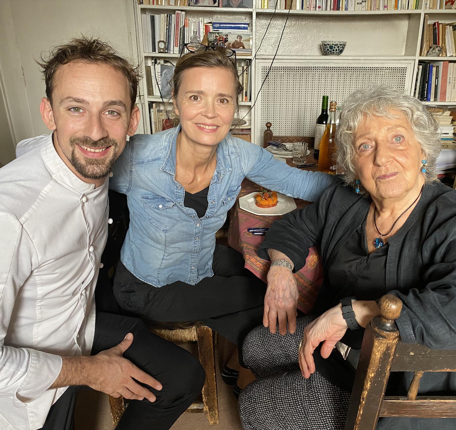Tom Leeb & Christophe Raoux - Etoilés et Solidaires